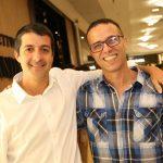 Ricardo Pontes e Miguel Accioli