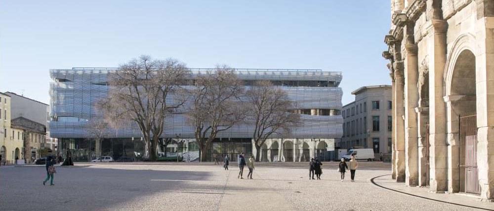 """França inaugura """"Musée de la Romanité"""""""