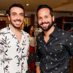 Thiago Pellegrini e Marcelo Calero