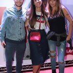 Victor Niskier, Bruna Barros e Angie Diniz