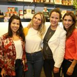 Vivian Paciello, Paula Britto, Bel Garcia e Rafaela Andrade