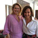 Glória Severiano Ribeiro e Bebel Niemeyer