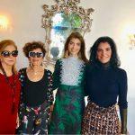 Madeleine, Marialice, Maria e Antonia
