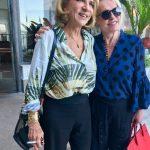 Lenny Niemeyer e Ana Maria