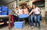 Equipe SuperPrix e INCAvoluntário – iniciativa favorece pacientes em condições socioeconômicas desfavoráveis