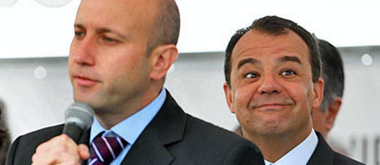 Cabral e Côrtes: o gordo e o magro