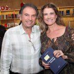 Luiz Fernando e Patricia Sallum