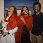 Adriana Lerner, Cristiana Kastrup e Eduardo Rezende