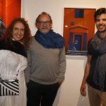 Adriana Lerner, José Mauro e Eduardo Rezende