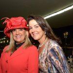 Alda Soares e Loretta Gama
