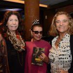 Ana Maria Tornaghi, Márcia Osorio e Celina Llerena
