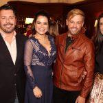 Andre Ramos, Ariadne Coleho, Bruno Chateaubriand e Patricia Brandão