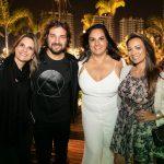 Andriana Indeli, Rodrigo Sha, Yone Beraldo e Marcia Romão