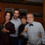 Antonia Leite Barbosa, Jaoquim Saboia, Heloísa Magalhães e George Vidor