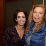 Antonia Leite Barbosa e Cecília Mendes de Almeida