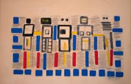 """Abertura da exposição """"Passe a mão"""" na galeria Mercedes Viegas"""