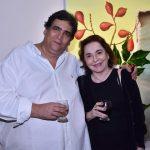 Antonio Neves da Rocha e Heloísa Bhering