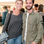 Ariadne Farinea e Marcello Alvarez
