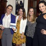Bruna Manfrenatti, Adriana Milhoranse, Liana Solot e Mariana Mandetta