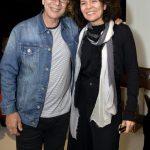 Caco Borges e Roberta Damasceno