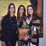 Carol Olinto, Patrícia Moraes Rego e Patrícia Correia