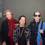 Cecília Nunes, Sylvia Leite Barbosa e Mappy Carino