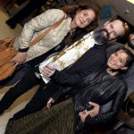 Christiana Fontes, Igor Saboya, Rafael Ramos e Antônia Oliveira