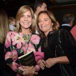 Claudia Tavares e Christina Motta Veiga