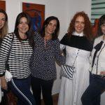 Cristiane Oliveira, Ana Cristiana Rudge, Senhora Adriana, Lerner e Mali Peixoto