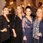 Dandynha Barbosa, Maninha, Rosa Leal e Renta Fraga