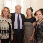 Diana Vianna, Franklin Toscano, Sheyla Linhares Barros, Cintia Tenorio