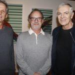 Elson Fefer, José Mauro e Sergio Ozio
