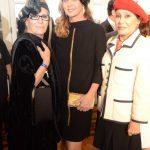 Fátima Martins, Kátia Spolavori e Myriam Gagliardi
