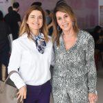 Flavia Marcolini e Ligia Schuback