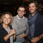 Flavia Quitanalia, Rodrigo Fernandes e Eduardo Rezende