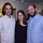 Franklin Pedroso, Adriana Eu e Pedro Varela
