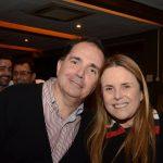 Frederico Chinelli e Monica Goes