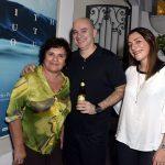 Gilda Mattoso, Marcello Lobato e Andressa Sgarzi
