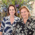 Goria Issa e Ana Maria Storino