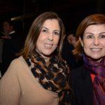 Helena Taunay e Denisa Mourão