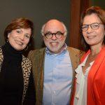 Heloísa e Kiki Fabbriani cercando Janjão Garcia