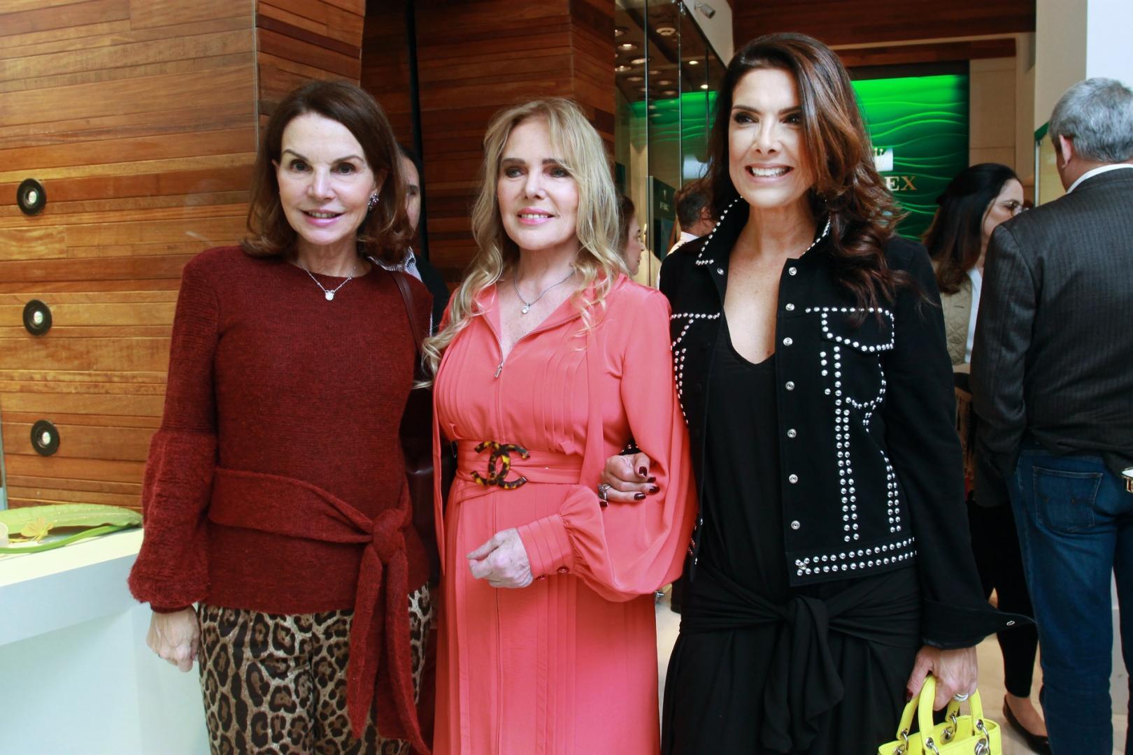 Rolex e Sara inauguram espaço itinerante