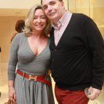 Ana Cristina Guinle e Fred Chinelli