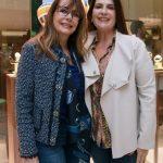 Alda Carvalho e Alda Cristina Sadock Sá