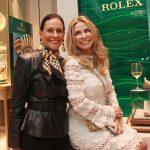 Beth Pinto Guimarães e Regina Giacomelli