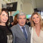 Inês e Sergio Costa e Silva e Maria Padilha