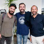 Jaime Portas Vilaseca, Rafael Duarte e Iazaldir Feitoza