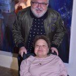 Josias Benedito e Isabel Portella