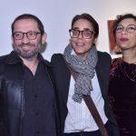 Manoel Novello, Úrsula Tautz e Patrizia D'Angello