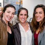 Marcia Stein, Duda Guarana e Carol Barcellos